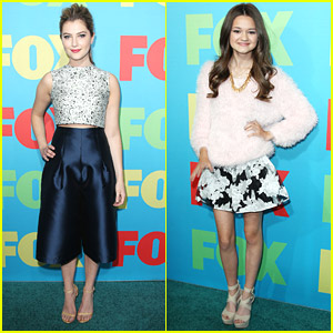 zoe-levin-ciara-bravo-fox-upfronts-red-band-society