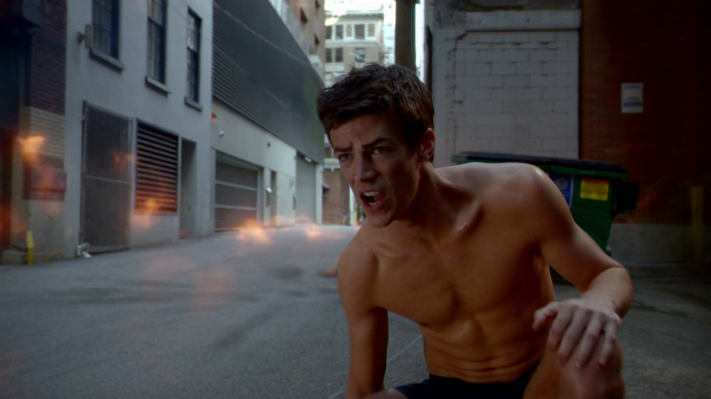 Grant Gustin - Barry Allen, The Flash