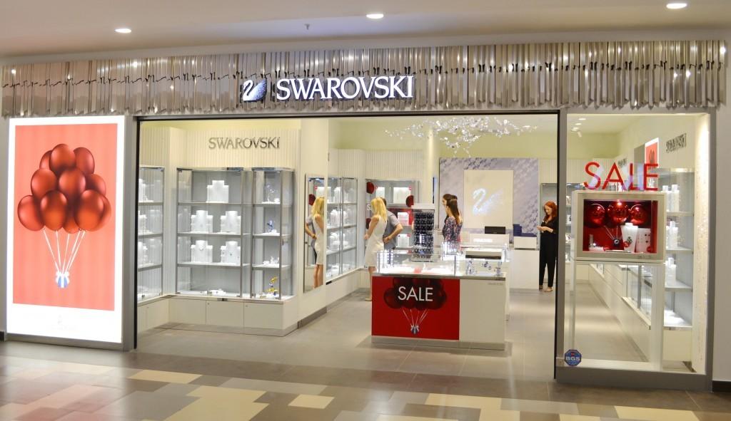Swarovski_Bucuresti Mall