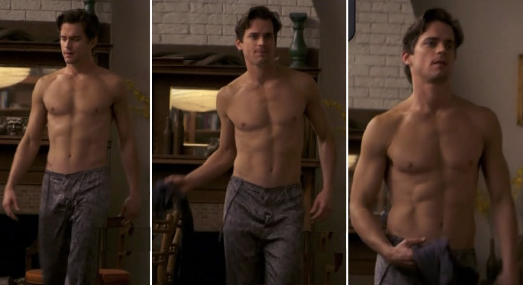 shirtless matthew bomer 2