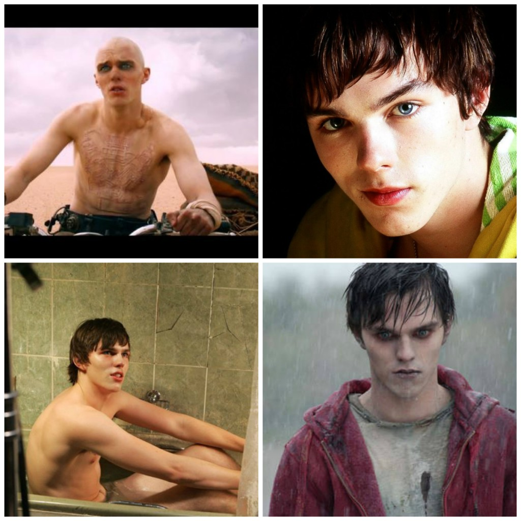 collage nicholas hoult