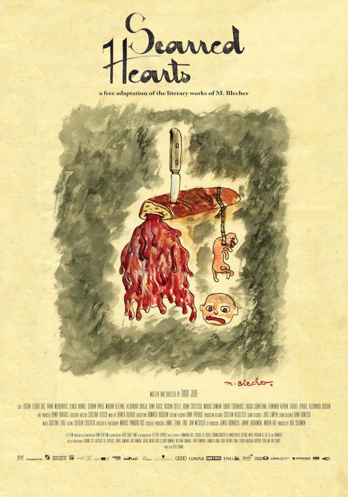 Poster Inimi Cicatrizate