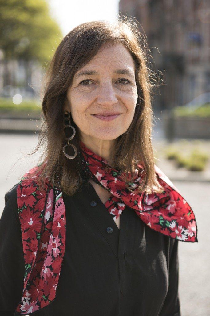 Marta Bergman, credit photo Marie-Hélène Boutin